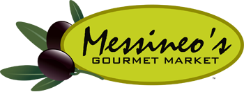 Messineo's Gourmet Market Logo Design