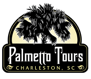 Palmetto Tours Logo Design