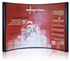 Adaptive Payments  Trade Show Booth Design
